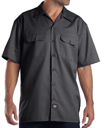 Dickies  Work Shirt Charcol