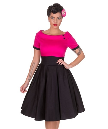 Darlene Swing Dress
