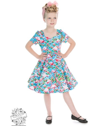 Rockabilly kids dress