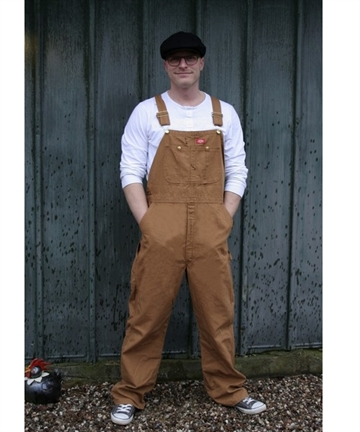 Dickies Overall - Brown duck