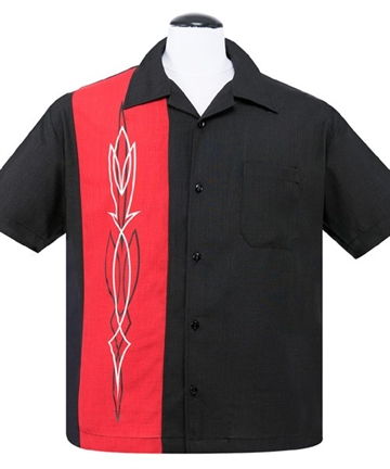 Hot Rod Pinstripe Shirt